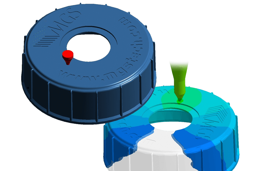 3D Additive Overlay