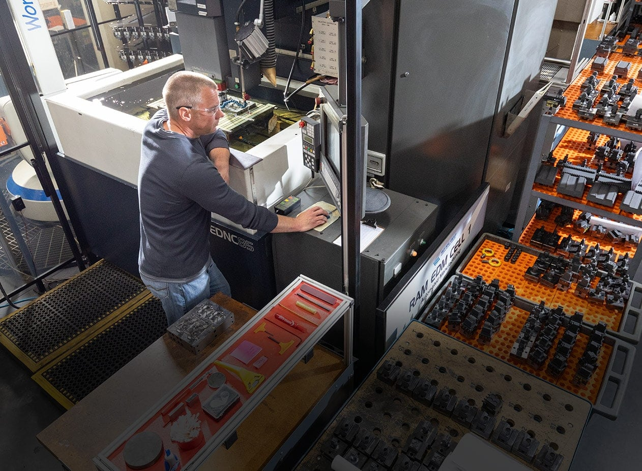 Integrated Solutions – Tooling
