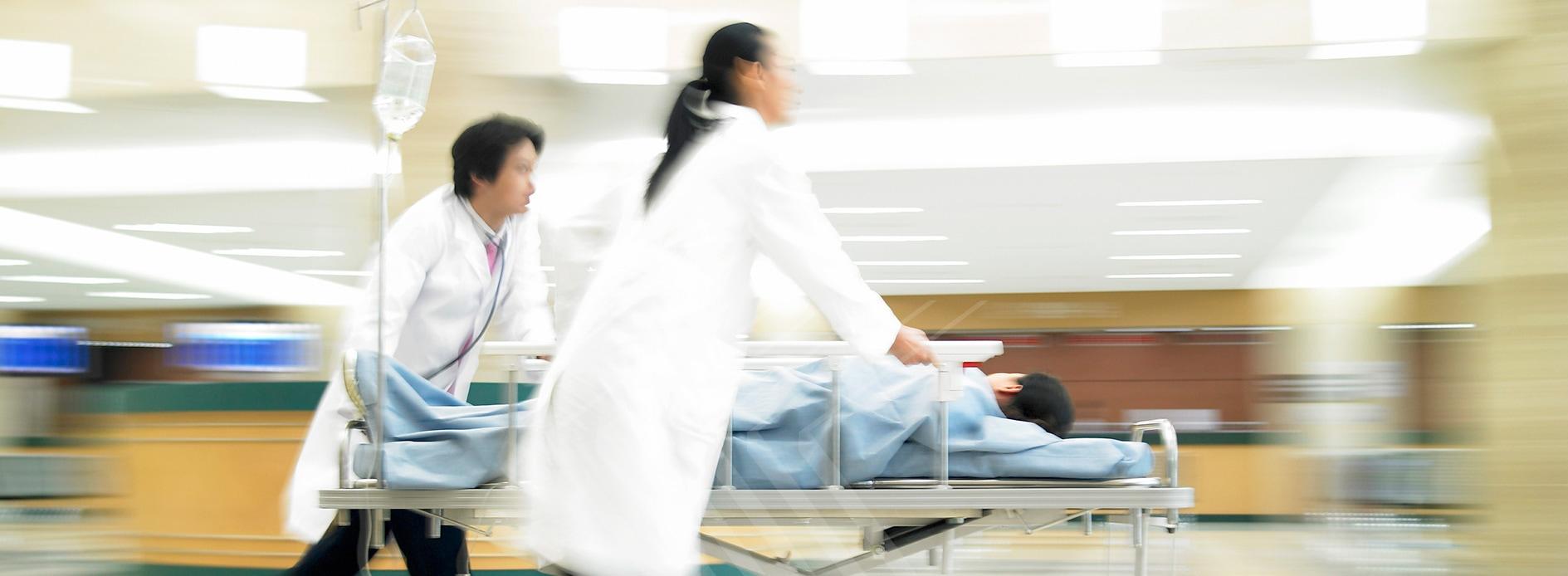 Markets - Healthcare Main Banner