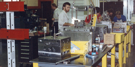 MGS Timeline – 1990