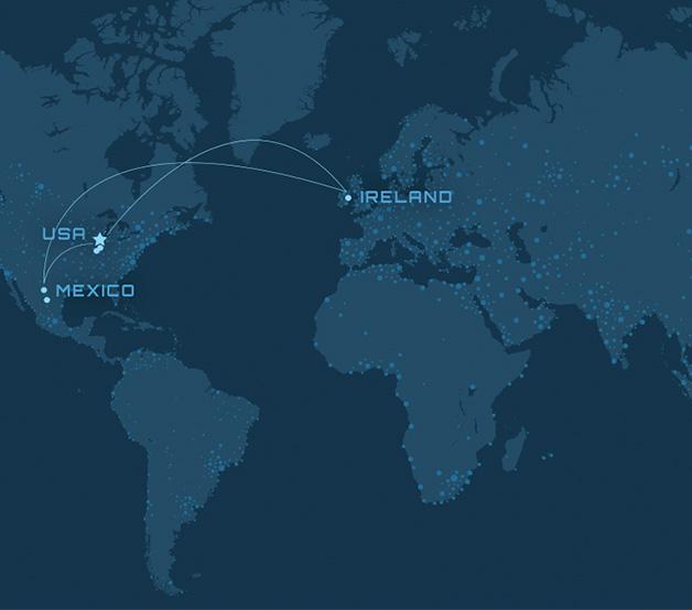 Global Footprint Image
