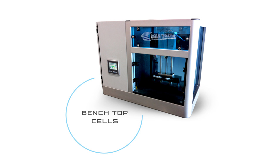 Cutting-Edge Solutions - Bench Top Cells