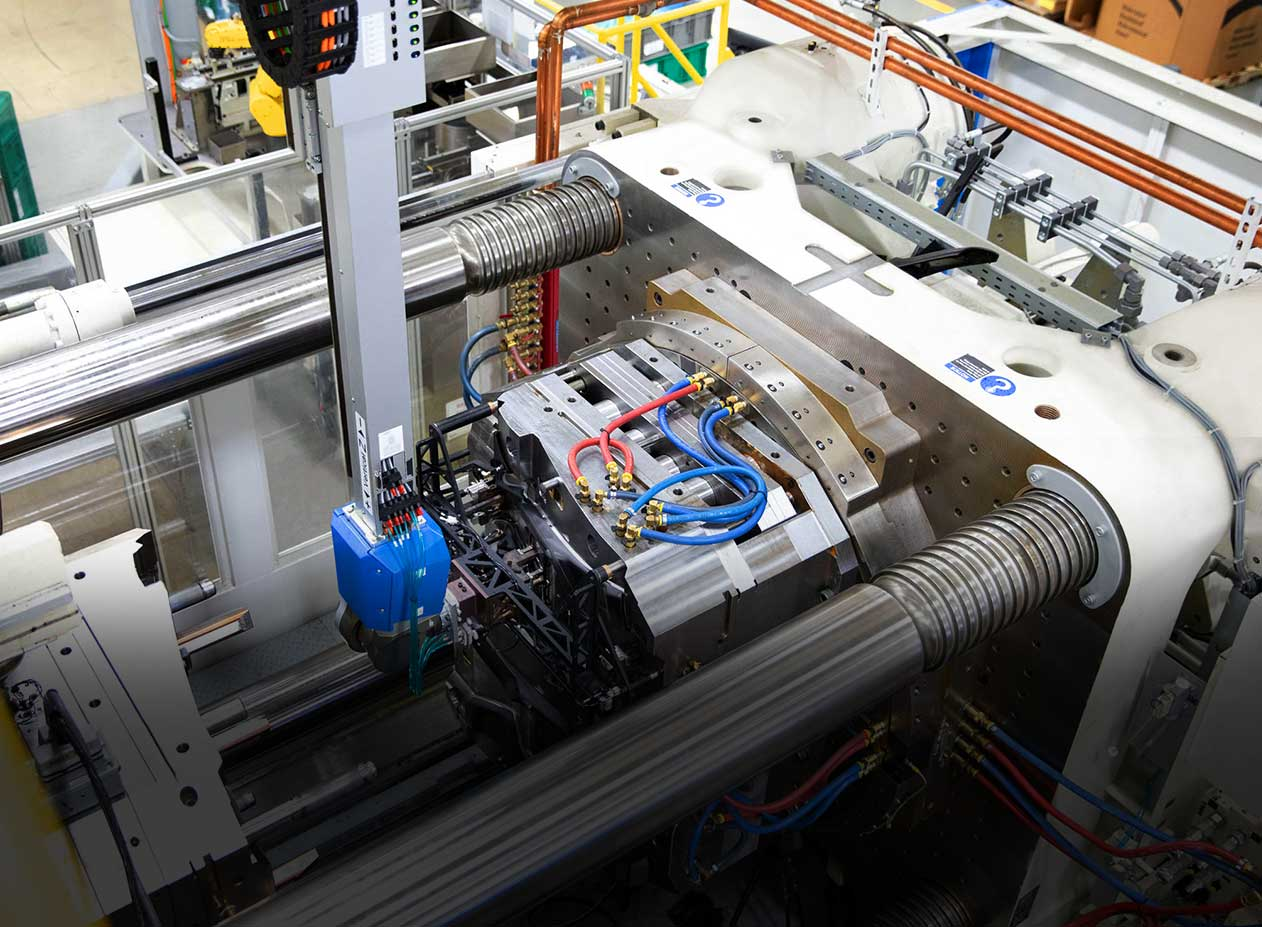 Integrated Solutions - Molding