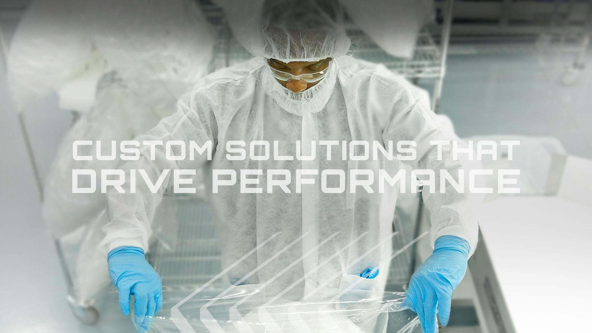 Custom Solutions that Drive Performance